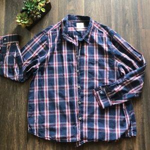 d72f0b00 Cedar Wood State. [Cedar Wood State] plaid shirt